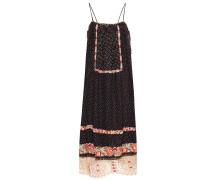 Kleid Nara aus Leinen und Baumwolle