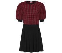 Minikleid aus Strick