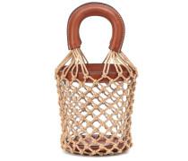 Bucket-Bag Moreau mit Leder