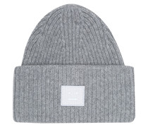 Beanie Pansy N Face aus Wolle