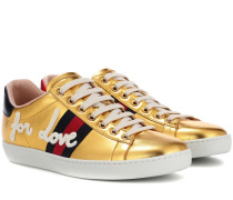 Verzierte Sneakers Ace