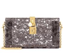 Boxclutch Dolce Box aus Plexiglas