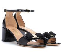 Sandalen Gavina aus Lackleder