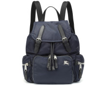 Rucksack The Medium mit Leder