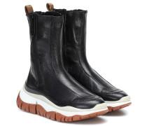 Ankle Boots Blake aus Leder