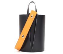 Bucket-Bag Mini Lorna aus Leder