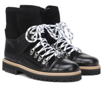 Ankle Boots Edna aus Leder
