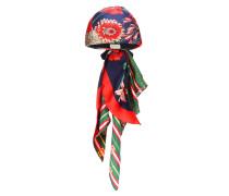 Verzierter Turban aus Seide