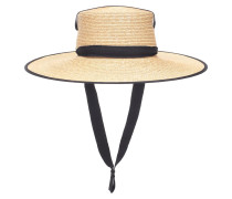 Hut Zorro aus Stroh