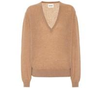 Pullover aus Stretch-Kaschmir