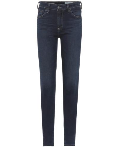 High-Rise Skinny Jeans The Farrah