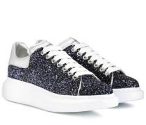 Alexander McQueen Sneakers mit Glitter