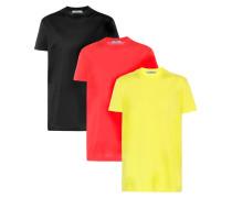 Set aus 3 T-Shirts