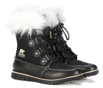 Schnürstiefel Cozy Joan X Celebration aus Leder
