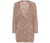 Pullover aus einem Leinen-Baumwoll-Gemisch