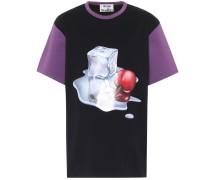 T-Shirt Nite aus Baumwolle
