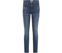 Skinny Jeans Karolina aus Baumwolle