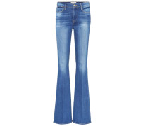 Flared Jeans Le High Flare