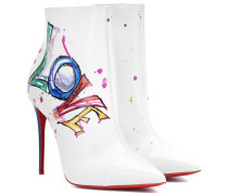 Ankle Boots Boot In Love 100 aus Leder