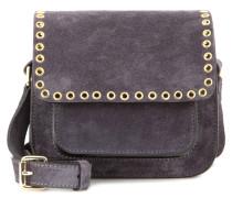 Crossbody-Tasche Marfa aus Veloursleder
