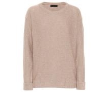 Pullover aus einem Cashmere-Wollgemisch