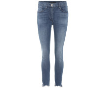 High-Rise Jeans W3 Skinny Crop