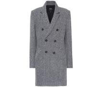 Mantel Joan aus einem Wollgemisch