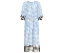 Kleid Clara aus Baumwolle und Seide