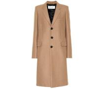Mantel aus Kamelwolle