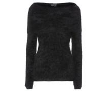 Pullover aus einem Angoragemisch