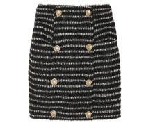 Verzierter Rock aus Tweed