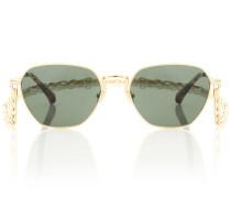 X Linda Farrow Sonnenbrille C4