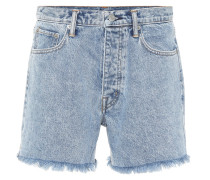 Jeansshorts Cut Off Boy Fit