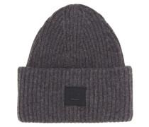 Mütze Pansy aus Stretch-Wolle
