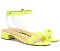 Sandalen Vicky aus Leder