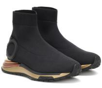 High-Top-Sneakers Gancini
