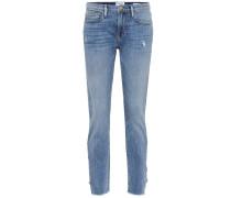 Mid-Rise Jeans Le Boy