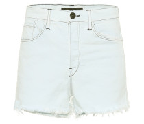 High-Rise Jeansshorts Carter