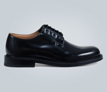 Polierte Derby-Schuhe Shannon