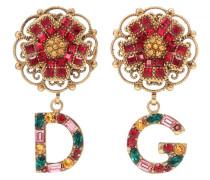 Clip-Ohrringe DG Logo