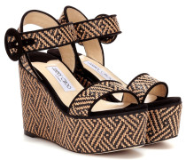 Wedge-Sandalen Abigail 100