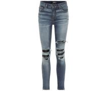 High-Rise Skinny Jeans MX1