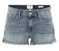 Jeansshorts aus Baumwolle