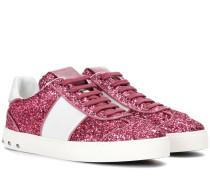 Sneakers Flycrew mit Glitter