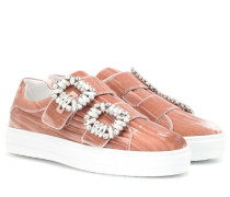 Sneakers Sneaky Viv aus Samt