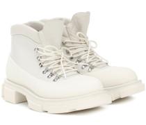 Ankle Boots Banco aus Leder