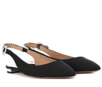 Slingback-Ballerinas Portrait Of A Lady