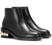 Ankle Boots Casati Pearl aus Leder