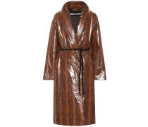 Bedruckter Mantel Robe
