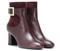 Ankle Boots Chunky Trompette